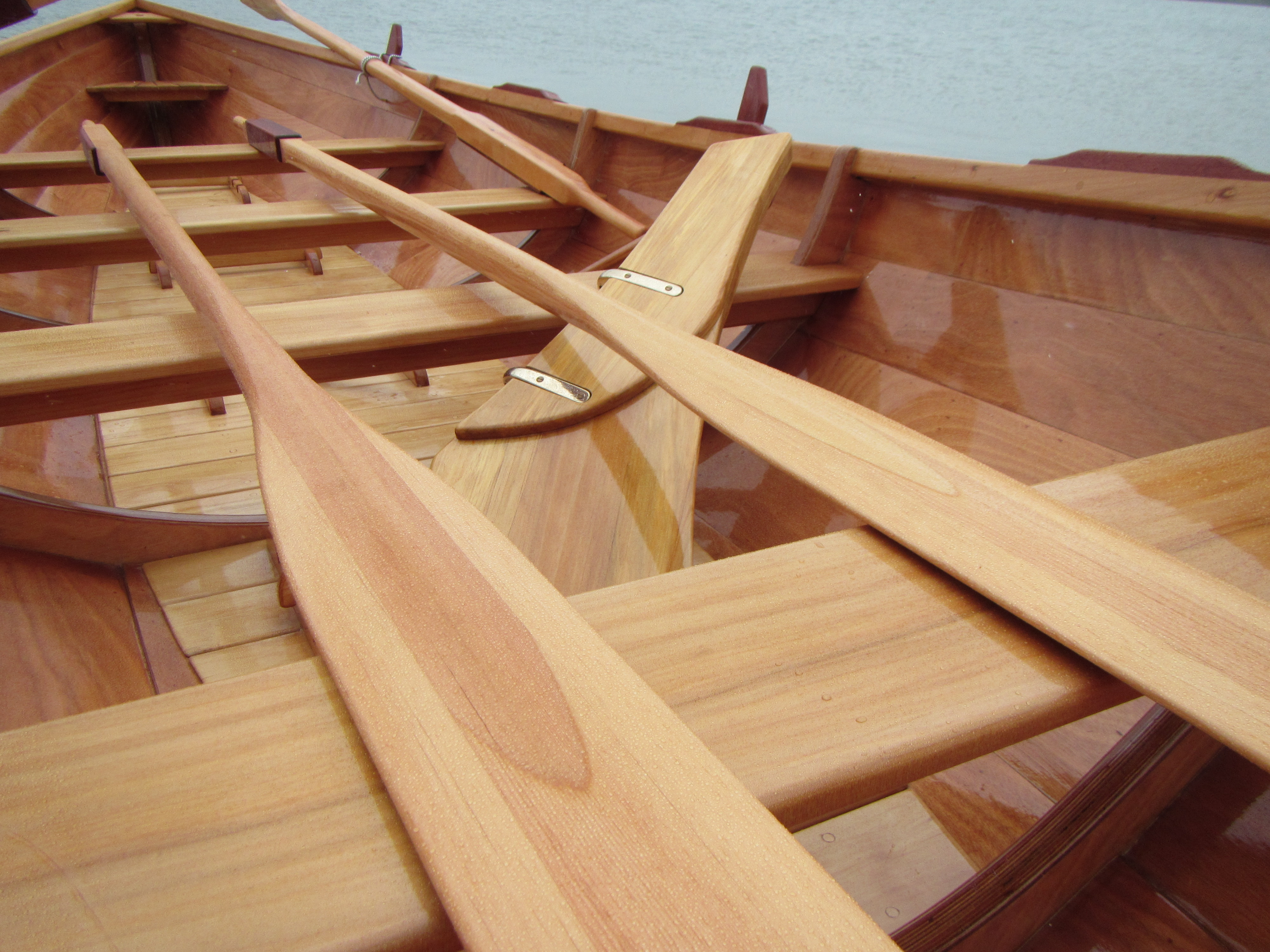 wooden boat plans nz