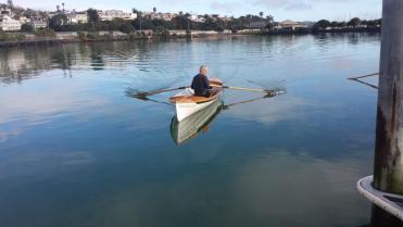 Skiff Rowing 004