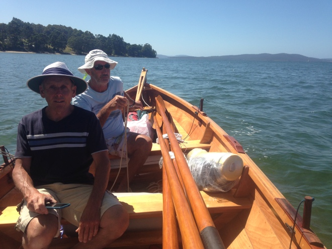 Hardened seafarers