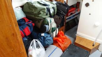 John Dory loaded to the gunwales