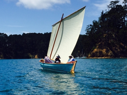 Wee Tawera at Kawau Island